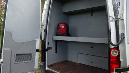 VW Crafter VIP